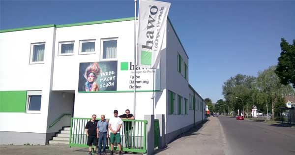 hawo Filiale in Heilbronn