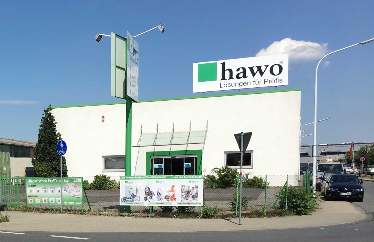 hawo GmbH Filiale Darmstadt