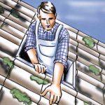 Dach prüfen