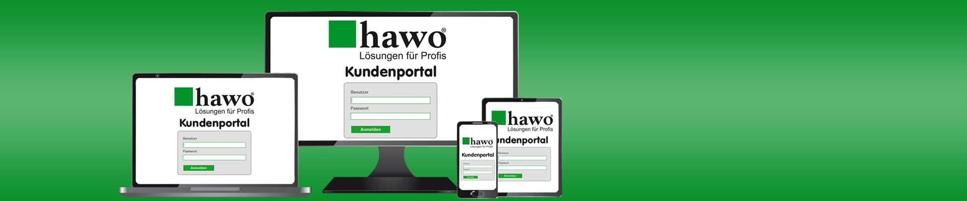 hawo Kundenportal