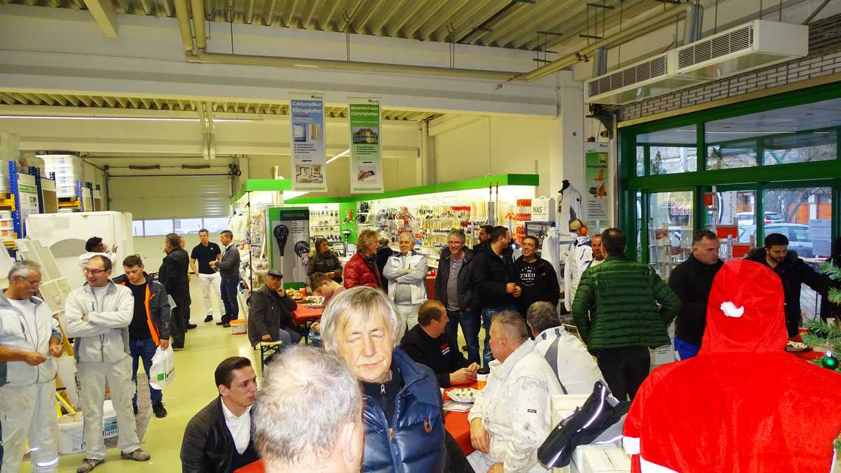 Adventsfest Filiale Ludwigshafen – Top Event zum Jahresausklang