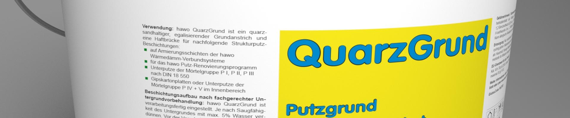 hawo QuarzGrund Banner