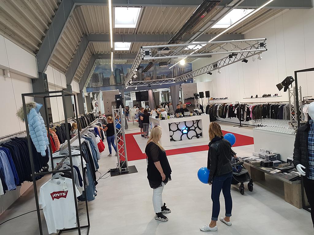 Gratulation zur Eröffnung von fashiongate – Ein völlig neues Einkaufserlebnis