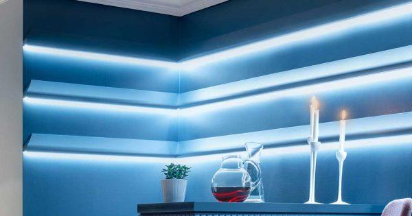 Lichtambiente mit nmc