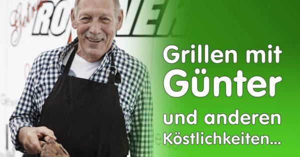 Grillen mit Günter