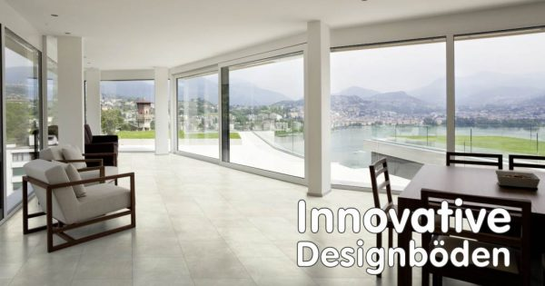 Innovative Designbeläge