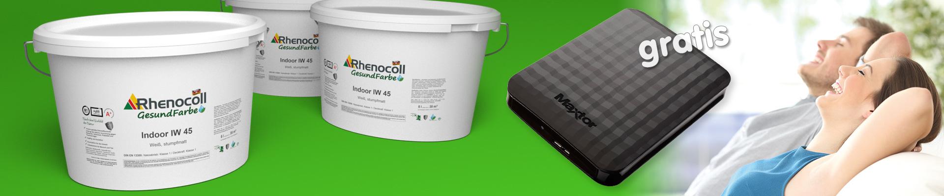 Rhenocoll IW 45 mit Festplatte