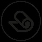 Piktogramm leichte Verlegung