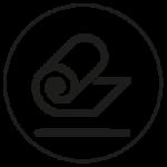 Piktogramm rückstandsfrei