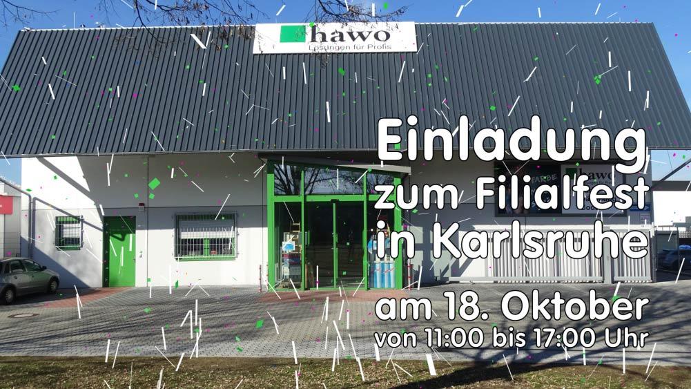 Filialfest Karlsruhe 2019