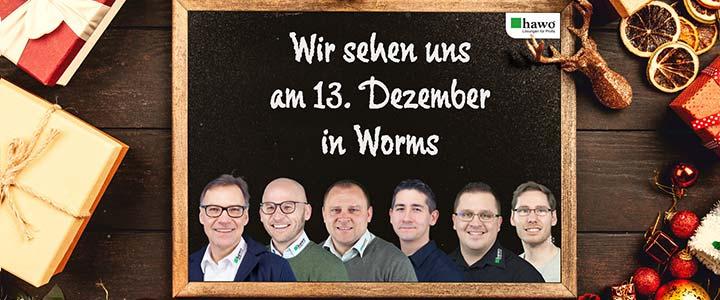 Adventsfest Worms 2019
