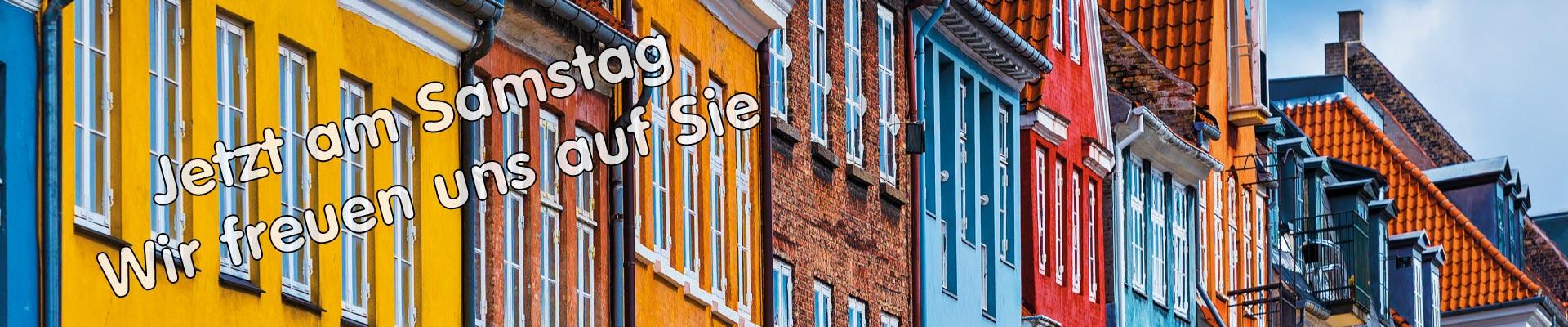 Unternehmertag 2020 - Fassade
