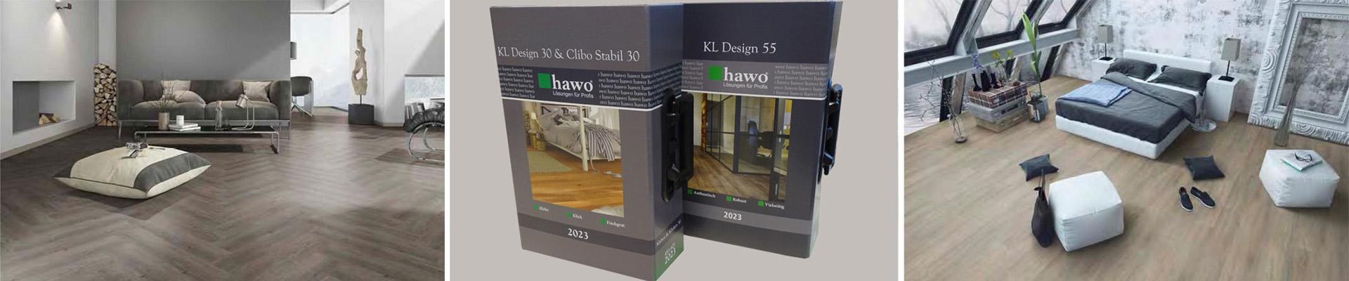 Neue DesignBelag-Kollektionen 2023