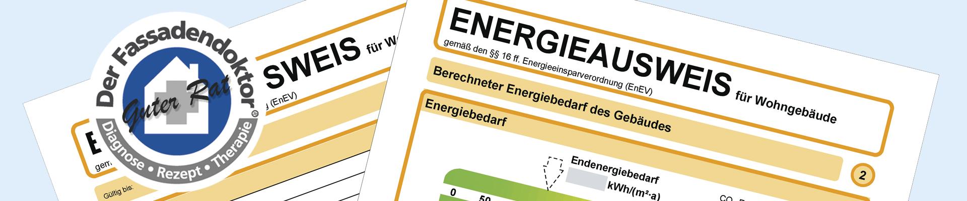 Änderungen beim Energieausweis