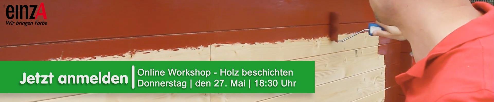 Online Praxisworkshop einzA