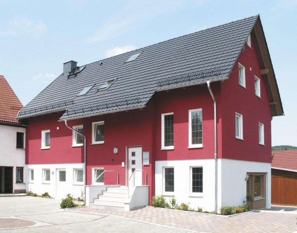 MicroSilicon Fassadenfarben EFH