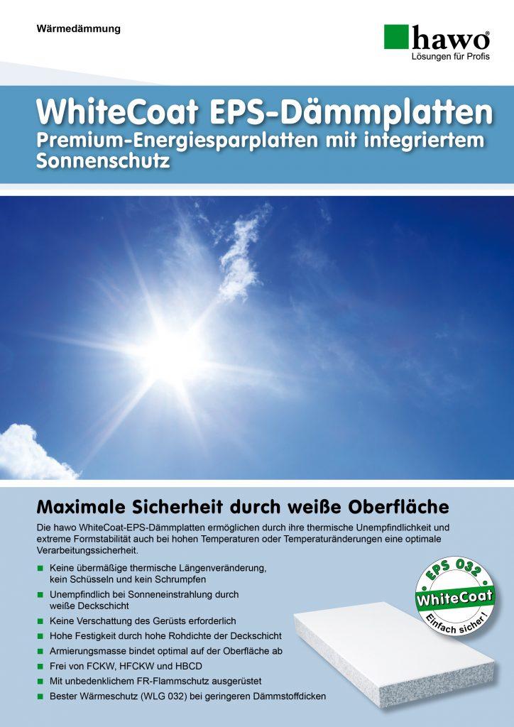 WhiteCoat&EasyPlan EPS-Dämmplatten