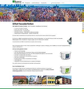 Screenshot Beitrag Silikat-Fassadenfarben