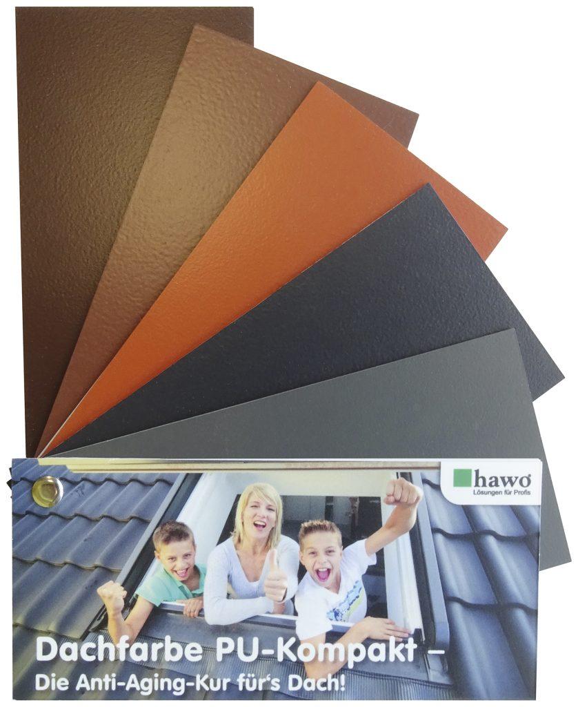 Dachfarbe Fächer 2021