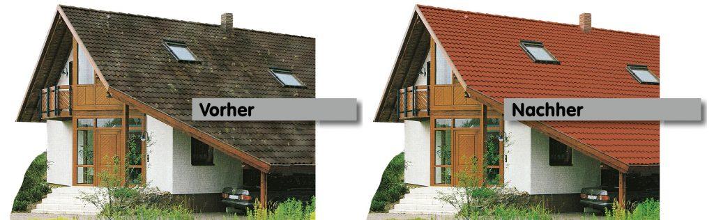 Dachfarbe Vorher_nacher