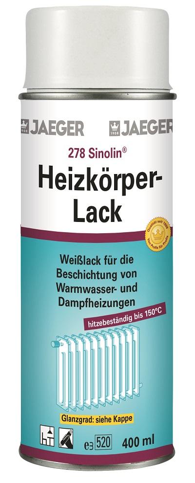 Bild von Heizkörper-Lack Spray 278