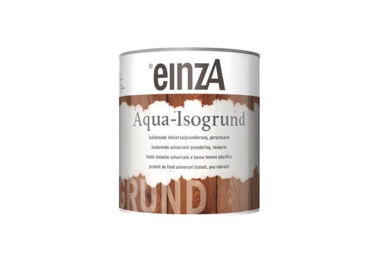 Bild von einzA Aqua Isogrund weiß