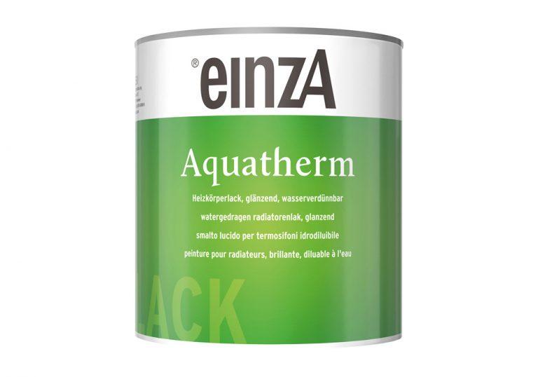 Bild von einzA Aquatherm weiß