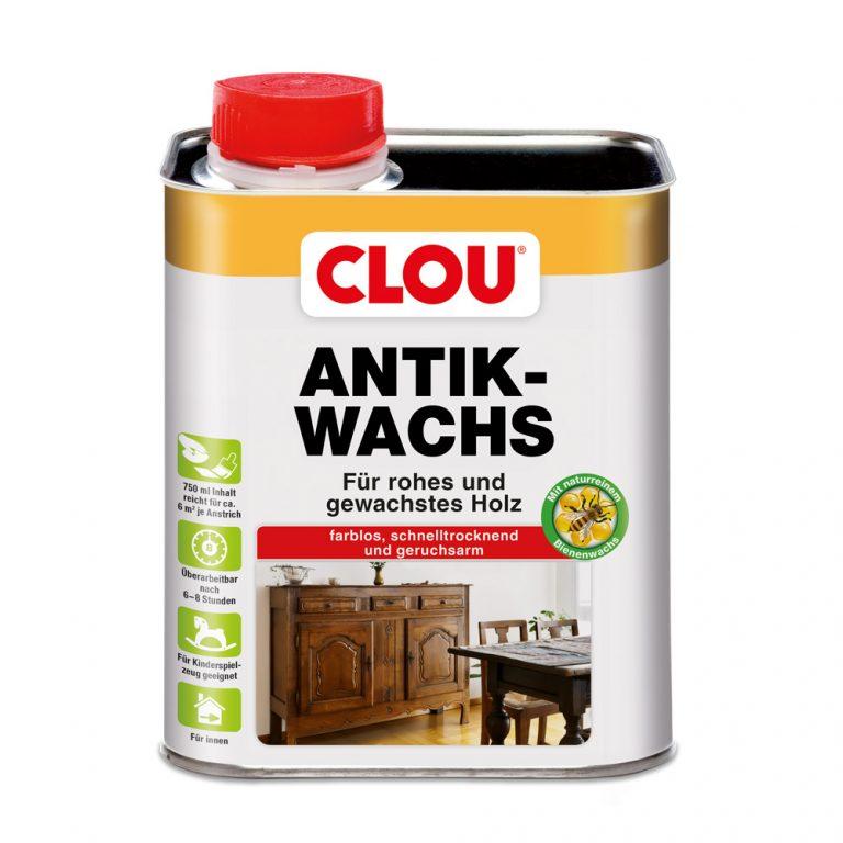 Bild von Clou Antik-Wachs W2