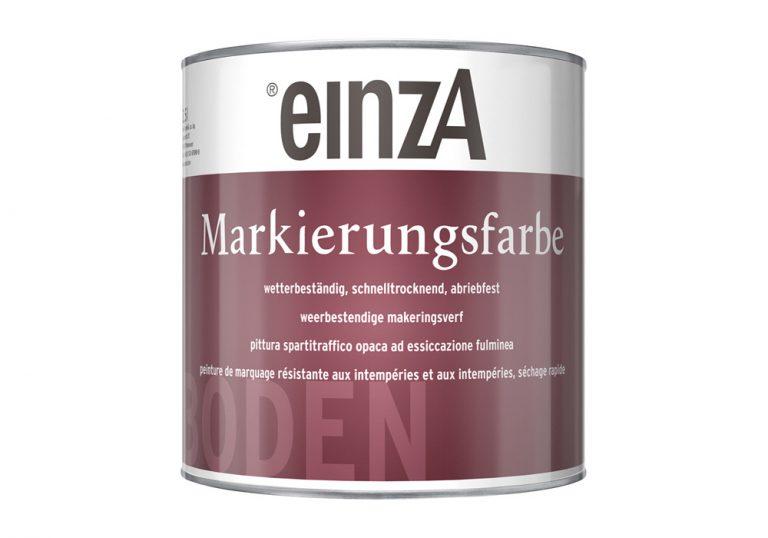 Bild von einzA Markierungsfarbe weiß