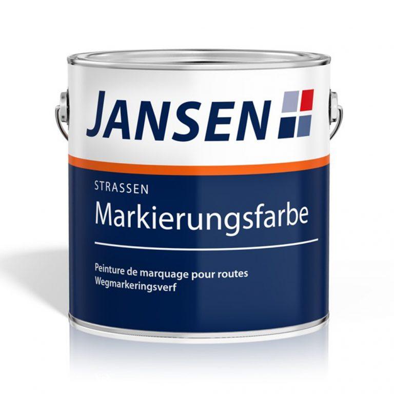 Bild von Jansen StraßenMarkierungsfarbe