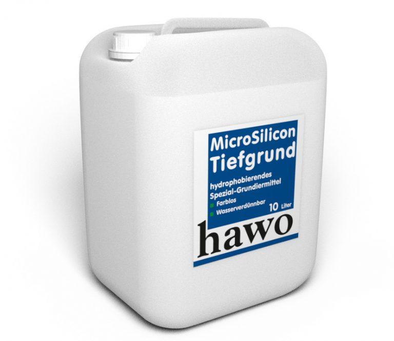 Bild von hawo MicroSilicon Tiefgrund